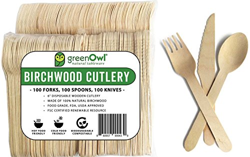 Prices for Plastic Cutlery Environmental Impact - 2