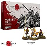 Test of Honour - The Samurai Miniatures Game - Masked Men