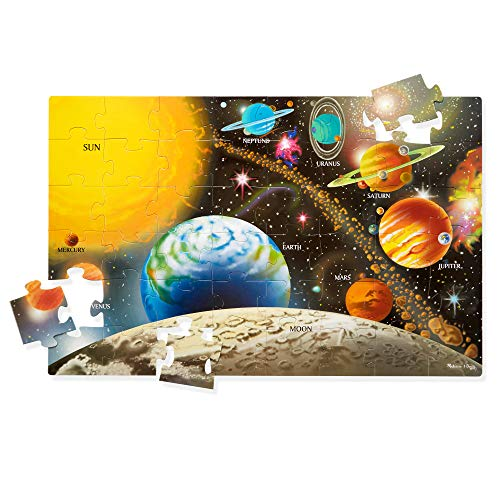 kids space jigsaw puzzle