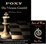 Foxy Chess Openings, 159: The Vienna Gambit DVD & ChessCentral's Art of War E-Book (2 Item Bundle) by IM Andrew Martin