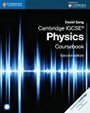 Cambridge IGCSE® Physics Coursebook with CD-ROM, David Sang, 1107614589