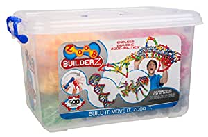 ZOOB 500 Piece Building Set