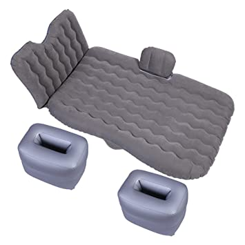 SHKY Colchón colchón de Aire Inflable para el Asiento ...