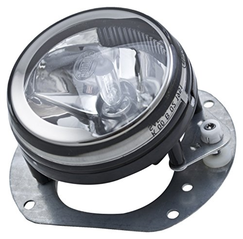 Cornering Lamp Assembly - HELLA 009295081 Fog Lamp Assembly (Passenger Side, Mercedes-Benz), 1 Pack