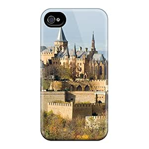 Tpu EwrXgJC1926 Case Cover Protector For Iphone 4/4s - Attractive Case