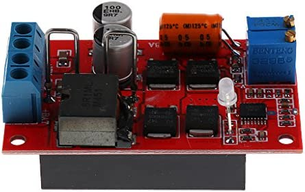 Battery and Solar Panels for 12V motor controlled by Photon