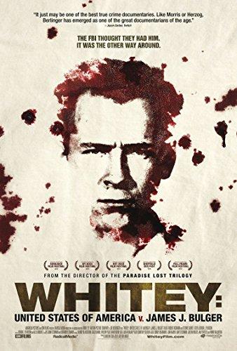 Whitey United States of America v James J Bulger Movie Poster 18'' X 28''