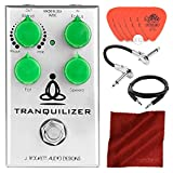 J. Rockett Audio Designs Tranquilizer and Phase Pedal is a swirly machine that is capable of classic phase 45 sounds. It features Phase and Vibe in one control - it is 100% phase if set all the way to the left, while 100% vibe if set all the way to t...