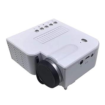 joyMerit Proyector de Video LED Lámpara 1080P Para Acampada ...