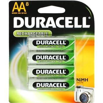 Amazon.com: Baterías recargables NiMH, 2650 mAh, tamaño AA ...