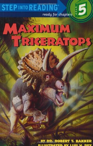 Read Online Maximum Triceratops (Step-into-Reading, Step 5) ebook