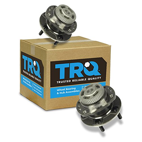 - Rear Wheel Hub & Bearing Left & Right Pair Set for Caravan Town & Country FWD