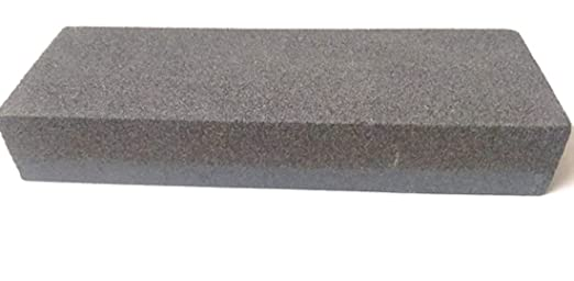 Cumi CSSC109 Combination Stone, Silicone Carbide, 150 x 50 x 25, Carborundum, Black