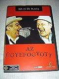 italian ary - Az Ügyefogyott (1965) Le Corniaud / The Sucker / Louis de Funès / FRENCH Audio with Hungarian Subtitles [European DVD Region 2 PAL]