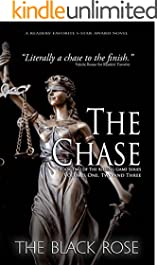 The Chase (Volumes One, Two, and Three of the Second Book of The Killing Game Series)