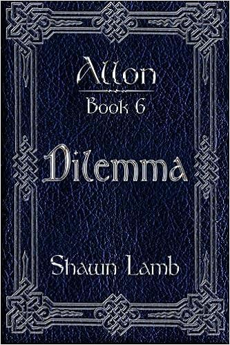 Allon Book 6 - Dilemma