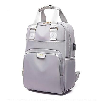 590ed1566d1a Amazon.com: Women Fashion Backpack 14 Inch Laptop Bag Travel ...