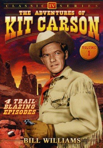 Adventures of Kit Carson - Volumes 1-11 (11-DVD)