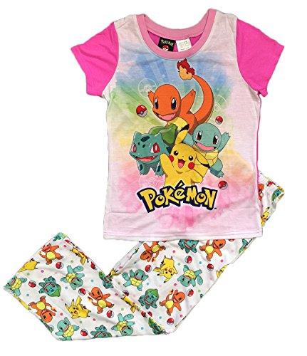Pokemon Pikachu Friends Girls Pajama product image
