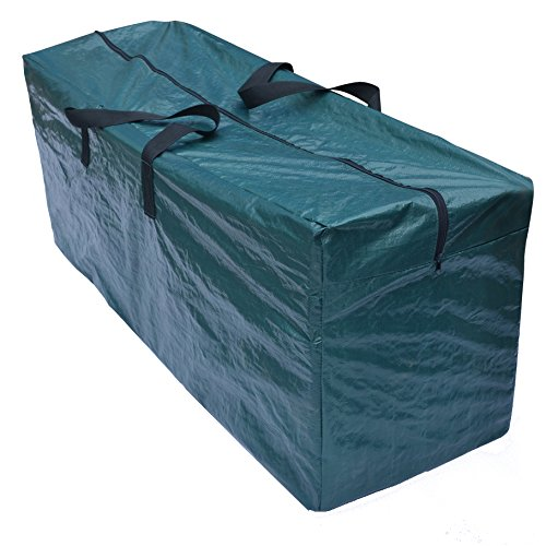 Strong Camel Heavy Duty Large Artificial Christmas Tree Storage Bag For Clean Up Holiday Green Up to 9ft