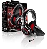 Sharkoon X-Tatic SR Gaming Headset with Dolby Headphone Technology for PS3/PC/XBOX 360