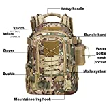 WolfWarriorX Backpack Military Backpacks for Men