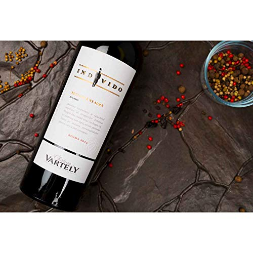 1x INDIVIDO red wine Feteasca Neagra from Chateau Vartely 0.75l 14% alcohol vintage 2015 from Moldova by Chateau Vertely (Image #4)