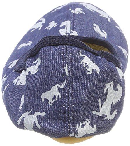 Gymnastique jeans De Chaussures 20 Bleu Beck Femme Horses p4nBax8qxw