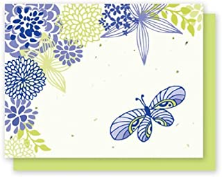 product image for Grow A Note® All Occasion Flower & Butterfly 5-Pack