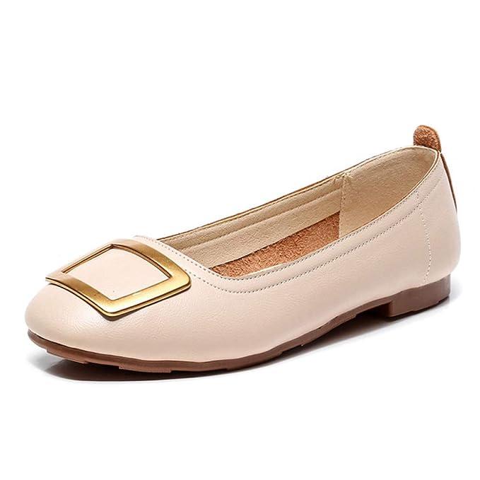 Pisos De Ballet De Las Mujeres Mocasines Pisos Casuales Boda Nupcial Damas De Baile Zapatos De Dama De Honor: Amazon.es: Ropa y accesorios
