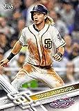 2017 Topps Opening Day #164 Travis Jankowski San Diego Padres Baseball Card