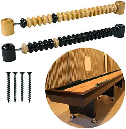 HJM Shuffleboard Score Keeper Classic Wooden Bead Score System