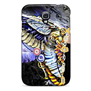 Protection Case For Galaxy S4 / Case Cover For Galaxy(wings)