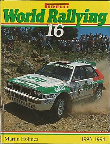 Pirelli World Rallying: No. 16 PDF Descargar