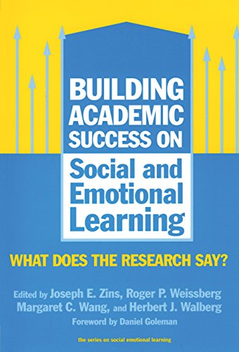 Pdf Teaching Building Academic Success on Social and Emotional Learning: What Does the Research Say? (The Series on Social Emotional Learning)