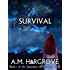 Survival, a YA paranormal romance  (Book 1 of The Guardians of Vesturon Series)