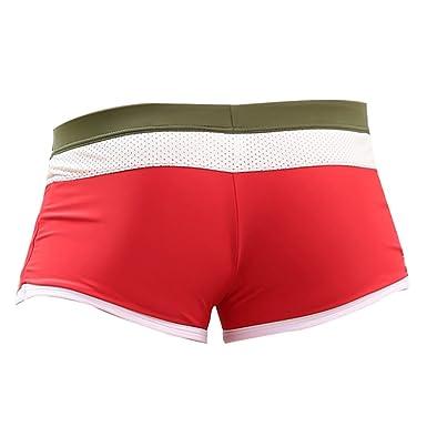 Rrimin Men's Swimming Briefs Swim Shorts Trunks Swimwear Underwear