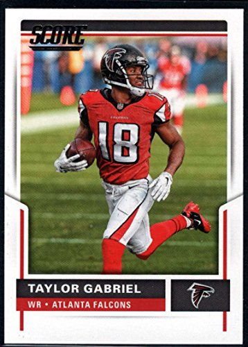 or Gabriel Atlanta Falcons Football Card (Football 123)