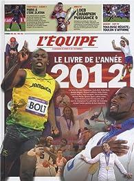 Le livre de l'année 2012 par Jean-Philippe Bouchard