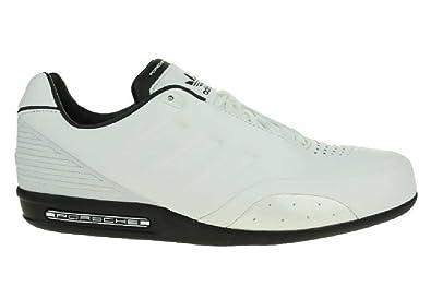 adidas Porsche 917 Sneaker Schuhe Herren Leder weiß: Amazon