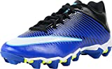 NIKE Men's Vapor Shark 2 Football Cleat (Game Royal/White/Black, 11.5 D(M) US)