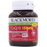 Blackmores 澳佳宝 高浓缩辅酶Q10澳洲 150mg*30粒/瓶 双倍浓度激活心动力(包邮包税) 澳洲原装进口