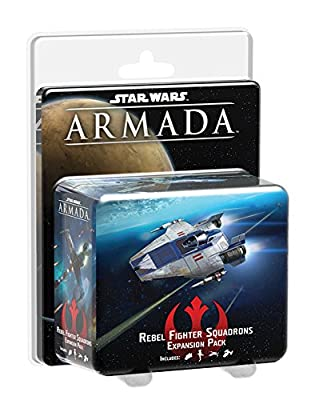 Star Wars Armada: Rebel Fighter Squadrons Expansion Pack from Fantasy Flight Games