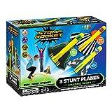 The Original Stomp Rocket Stunt Planes Launcher - 3