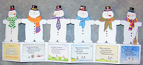 Summer Snowman (Summer Snowman (Daisychains))