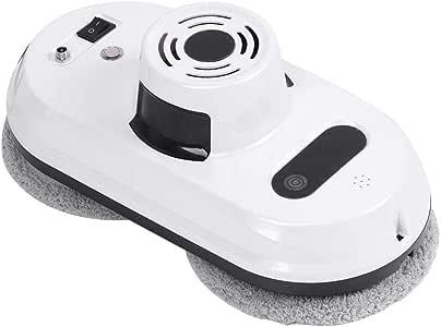 Robot Limpiador de Ventanas, Aspiradora Automática por Infrarrojos Automática Anticaída Aspiradoras Inteligentes Súper Fuerte Velocidad Adsorción Máquina de Limpieza Cristales para Ventanas Altas(UE): Amazon.es: Hogar