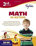 Third Grade Math in Action (Sylvan Workbooks), Sylvan Learning Staff, 0375430415