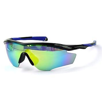Aili Gafas De Bicicleta/Gafas De Montar, Ciclismo Gafas De Bicicleta De Sol Polarizadas