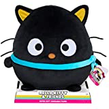 "Hello Kitty & Friends Super Soft Huggable 9"" Plush - Chococat"