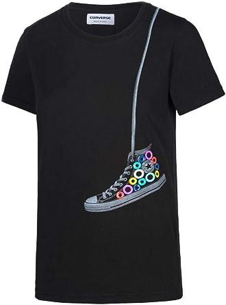 tee shirt converse cintree